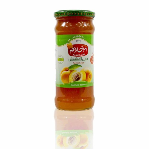 Fruit jam from apricots 450 g