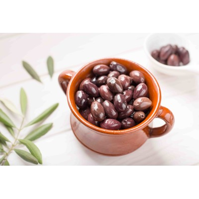Greek Kalamata black olives 550 g